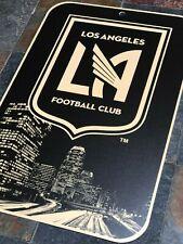 "16.5"" x 10.5"" Los Angeles Football Club - Team Sign - LAFC"