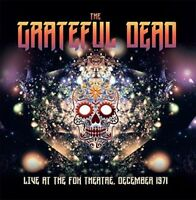 Grateful Dead - Live at the Fox Theatre, December 1971 (2017)  3CD Box Set  NEW