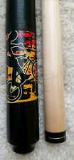 """McDermott Lucky """"Bicycle Cue"""" K95B 42"""" Obstructed Shot, Kids Pool Cue"""