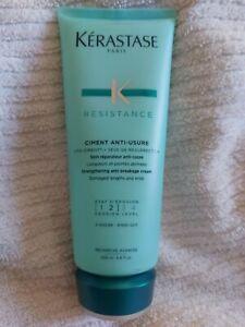 Kerastase Resistance Ciment Anti-Usure 6.8oz Anti-Breakage Cream
