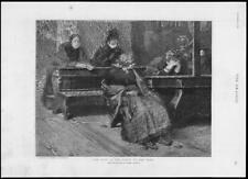 1893-fine arte antica stampa-INDICE faccia mente Cesare Laurenti Berlino (269)