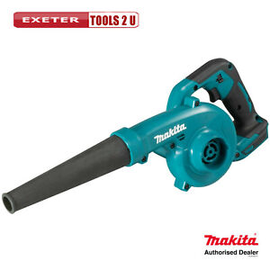 Makita DUB185Z 18V LXT Blower with Vacuum Function Bare Unit