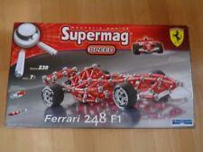 ~ SUPERMAG ~ Ferrari 248 F1 ~ Magnetic Genius~ Original - Leerkarton