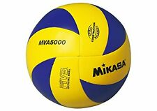 Mikasa MVA5000 FIVA Official Ball Volleyball size:5 F/S w/Tracking# Japan New