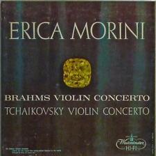 Erica Morini~Brahms/Tchaikovsky Violin Cto 4Tk 7.5 Reel-to-Reel Tape~Westminster