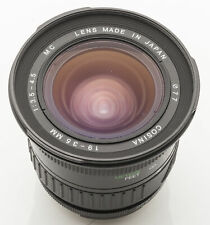 Cosina MC AF Zoom 19-35mm f/3.5-4.5 19-35 mm Nikon Digital