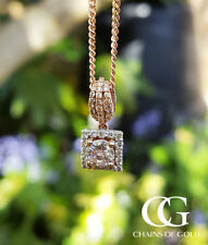 Rose Gold I2 Fine Diamond Necklaces & Pendants