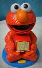 Sesame Street Elmo Find and Learn Alphabet Blocks Hasbro Talking Learning Toy