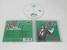 Various / Rocksteady Hits The Town (Kingston Sounds KSCD023) CD Álbum