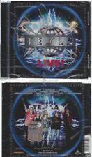 CD-- TESLA  --MECHANICAL RESONANCE LIVE