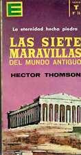 Las siete maravillas del mundo antiguo. Hector Thomson.