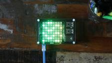 Unicorn HAT - Rainbow LED's for your Raspberry Pi