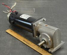 RAE 6040006 Electric Motor Motor 90 Volt Dc 120 Rpm 150 In/lb Used