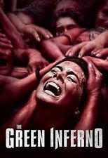 The Green Inferno [New DVD] Slipsleeve Packaging, Snap Case