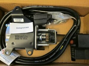 New Genuine Tecumseh OEM Electric Starter HS40 HS50 33290 33290D 33290E HSSK50