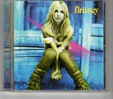 (HO205) Britney Spears, Britney - 2001 CD