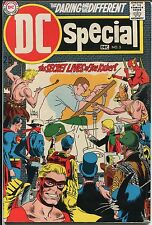 """DC Special #5 - """"Hawkman, Viking Prince, SGT. Rock & More!"""" - (9.0)WH"""