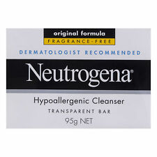 Neutrogena Hypo Allergenic Cleanser Bar 95g