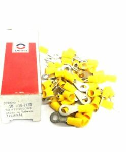 Box of (50) Delco 16-7230 Battery Cable Terminals - 12355043