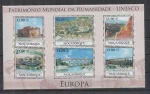 O405. Mozambique - MNH - 2010 - Architecture - Greece - Historie - UNESCO
