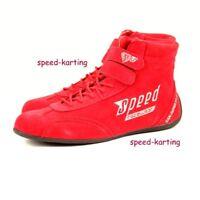 "Speed Standard Kartschuhe rot  ""San Remo KS-1"" - Karting - Go-Kart Motorsport"