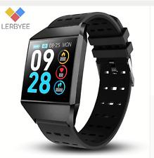 Tracker d'activité Montre Connectée Fitness Etanche Bracelet intelligent And ios