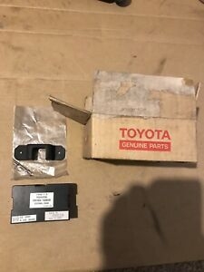 GENUINE NEW TOYOTA RAV4  MK2 2000-05 ECU MODULE SENSOR 08190-12850