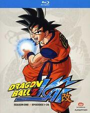 DragonBall Z Kai: Season One [4 Discs] (2012, Blu-ray New) BLU-RAY/WS