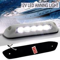 12V LED RV Awning Porch Light For Caravan Trailer Exterior Camping Lamp Lights