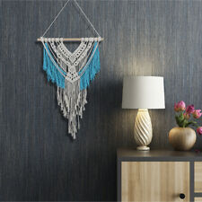 Boho Chic Macrame Wall Hanging Tapestry Handmade Tapestry Home Decoration New