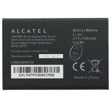 Alcatel Batteria originale CAB6050001C2 per OT-V860 VODAFONE SMART 2 Pila Litio