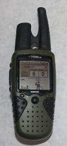GARMIN RINO 120 Handheld GPS Nav and 2-way Radio