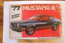 AMT '77 Mustang II - 1/25  - NEW & SEALED - CB Radio