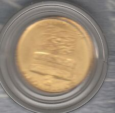 DDR  Gegenprägung auf 5 Mark Münze  Berlin Alexanderplatz