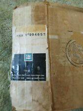1974 1975 1976 1977 1978 Chevrolet NOS NEW Front Bumper Guards IN THE BOX