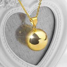 HARLOW Harmony ball oro 25mm gravidanza COLLANA Baby Regalo Mamma da regalo