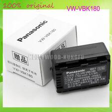 Genuine Original Panasonic VW-VBK180 Li-ion Battery SD60 TM60 HS60 SD80 HS80 H85