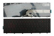 Deutsch Layout Schwarz Rahmen Schwarz Windows 8 Tastatur für Dell NSK-LR0SC