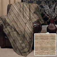 Personnalisé Bande Dessinée Expression Design 2 Soft Fleece Throw Blanket Super Cadeau