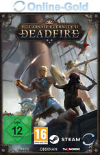Pillars of Eternity 2 II Deadfire - Steam Spiel Digital Download PC MAC RPG - DE