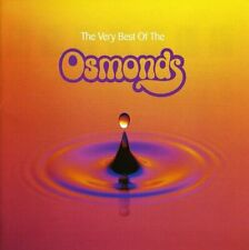 Osmonds - The Very Best of the Osmonds - Osmonds CD Q3VG FREE Shipping