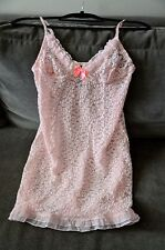 Victoria's Secret Pink Teddy Lingerie M
