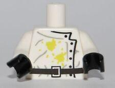 Lego Collectible Minifigures SE. 4 Minifigure body Crazy Scientist Minifig Part