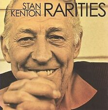 Rarities by Stan Kenton (CD, 2009, DRG) Sealed! From the Capitol Vaults