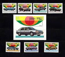 Malagasy Republic-1993-Sc 1106-1113-Nh-Cmplt Set-Auto