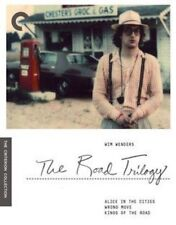Criterion Collection Wim Wenders Road Trilogy - Drama Blu-ray