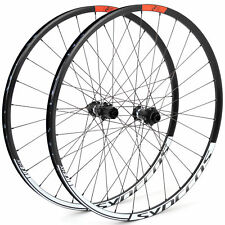 "DT Swiss Syncros XR2.0 27.5"" Mountain Bike TLR Wheelset // 15x100mm // 12x142mm"
