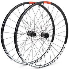 """DT Swiss Syncros XR2.0 27.5"""" Bicicleta de montaña TLR conjunto de ruedas // 15x100mm // 12x142mm"""