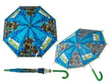 Teenage Mutant Ninja Turtles Niños Paraguas en azul (BNWT)