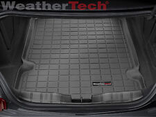 WeatherTech Cargo Liner Trunk Mat for Chevy Camaro Coupe - 2016-2017 - Black